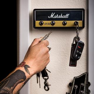PLUGINZ Marshall JCM800 Amp Jack Rack Key Holder プラグインツ