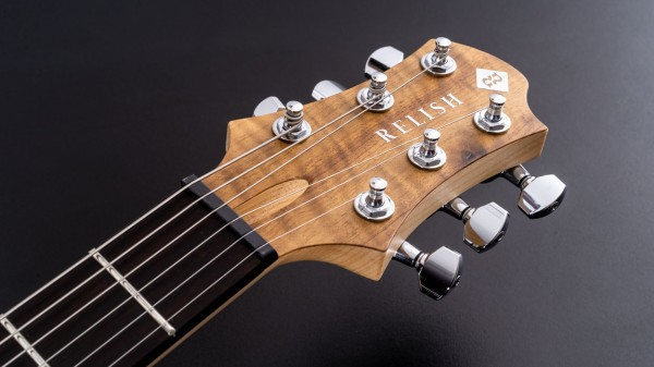 レリッシュ・ギター ヘッド relish guitars eucalypt mary head