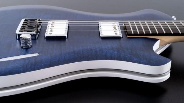 レリッシュ・ギター ボディ relish guitars flamed marine mary body top