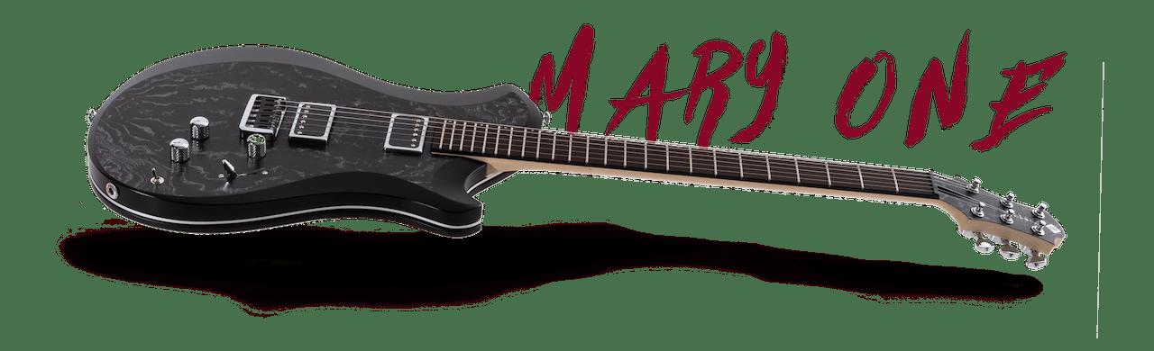 relish guitars mary one レリッシュ・ギター