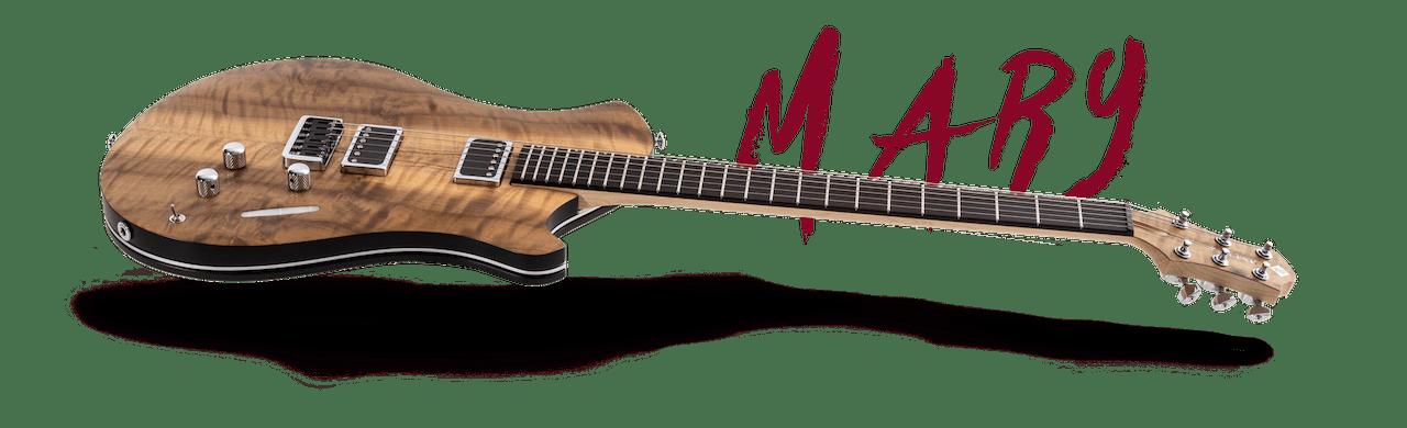 relish guitars mary レリッシュ・ギター