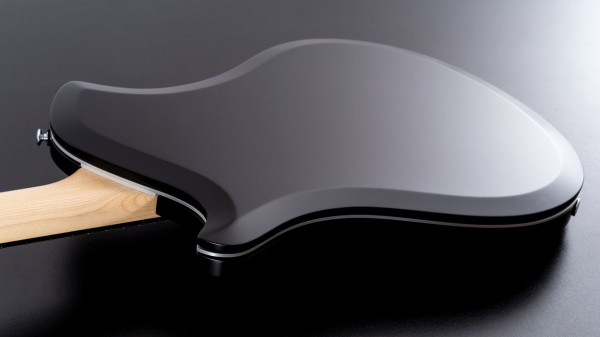 レリッシュ・ギター ボディ裏 relish guitars walnut mary body back