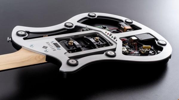 レリッシュ・ギター ボディ オープン relish guitars walnut mary body open back