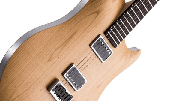 レリッシュ・ギター ボディ relish guitars cherry jane body up