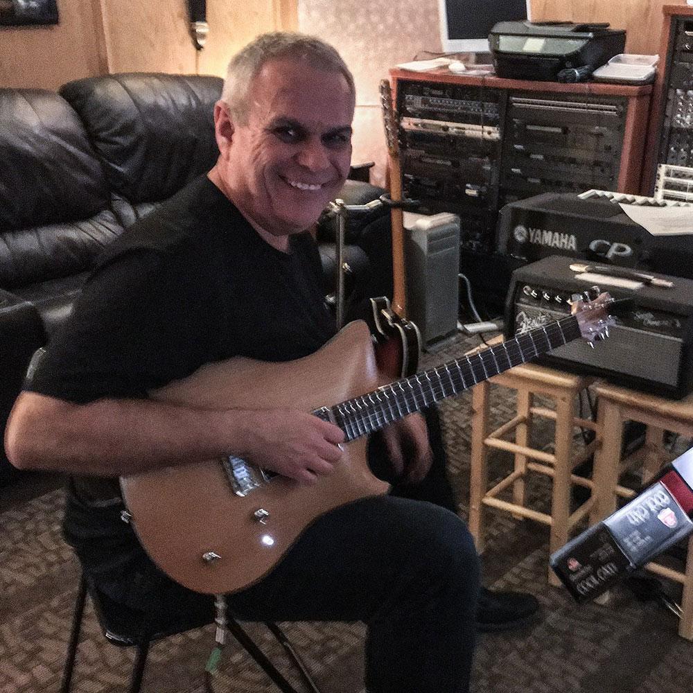 relish guitars JERRY CORTEZ TOWER OF POWER レリッシュ・ギター