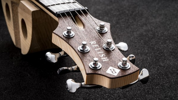 レリッシュ・ギター ヘッド relish guitars flamed maple jane head