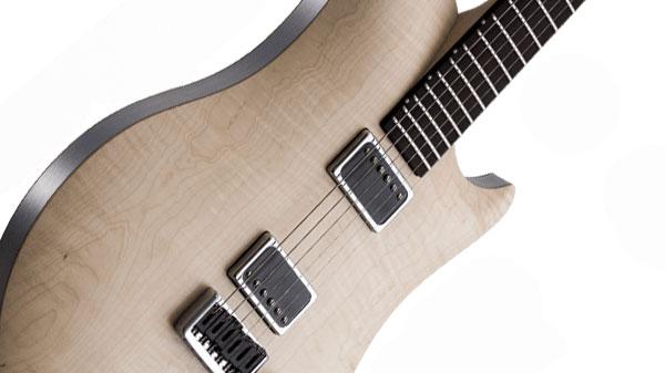 レリッシュ・ギター ボディ relish guitars flamed maple jane body up