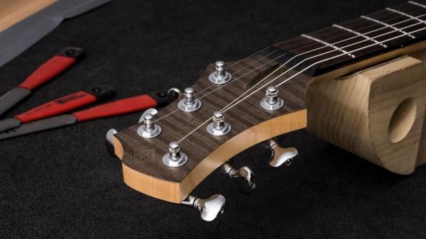 レリッシュ・ギター ヘッド relish guitars flamed shady jane head
