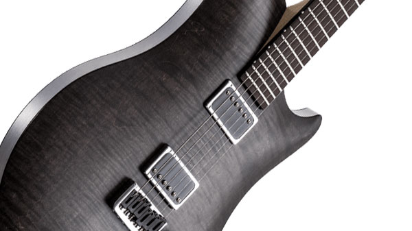レリッシュ・ギター relish guitars flamed shady jane up