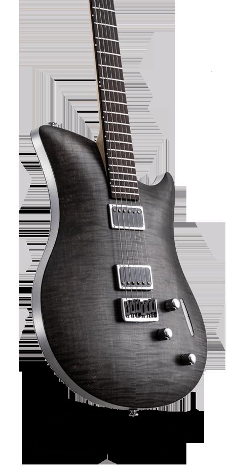 レリッシュ・ギター relish guitars flamed shady jane