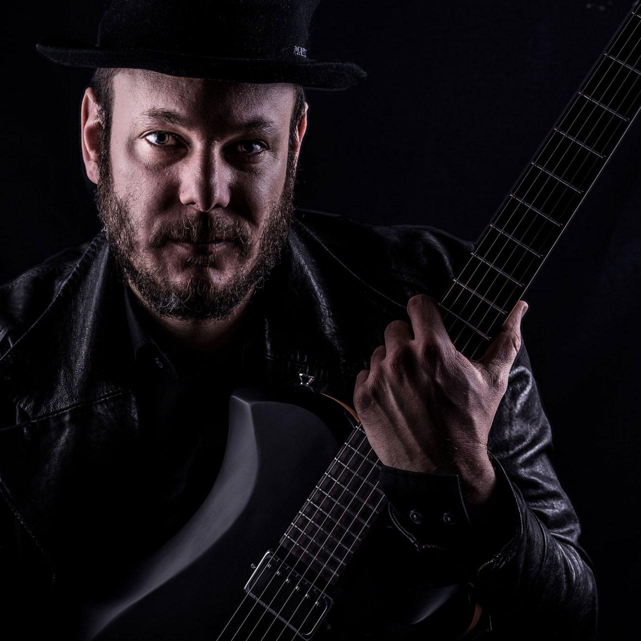 reliash guitars JOE BUCHELI 77 BOMBAY STREET レリッシュ・ギター