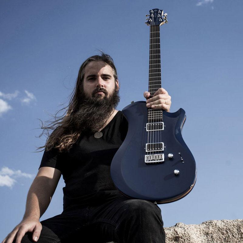 reliash guitars JOEL VAN DIJK ALOE BLACC レリッシュ・ギター