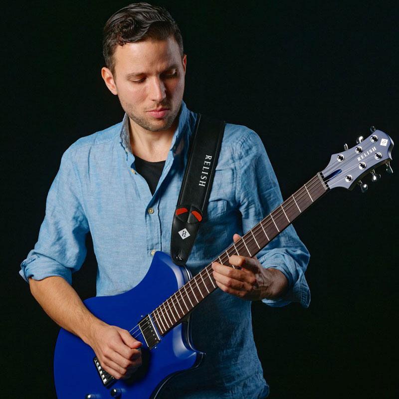reliash guitars LEVIN DEGER レリッシュ・ギター