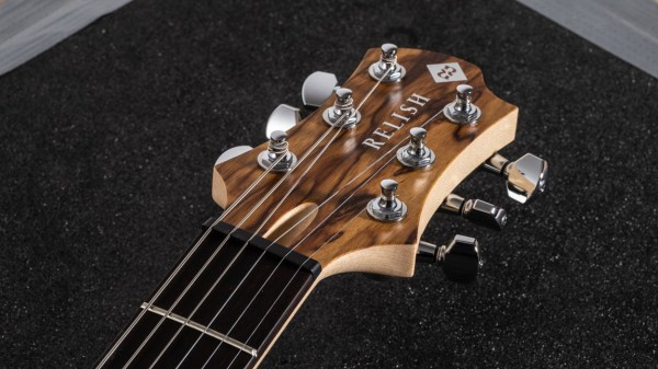 レリッシュ・ギター ヘッド relish guitars african marble shady mary one head #001