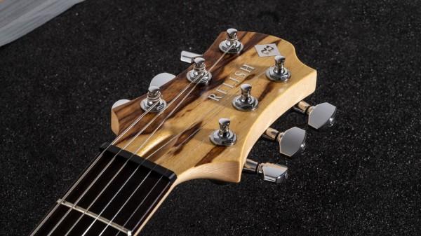 レリッシュ・ギター ヘッド relish guitars african marble snow mary one head #002