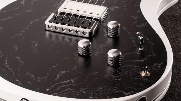レリッシュ・ギター スイッチ relish guitars black white burl ash snow mary one switch #004