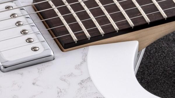 レリッシュ・ギター ネックジョイント relish guitars white burl ash snow mary one neck joint #005