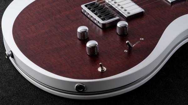 レリッシュ・ギター スイッチ relish guitars bordeaux stain curly maple mary one switch #009