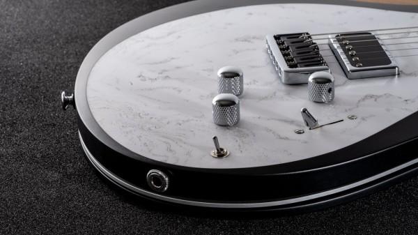 レリッシュ・ギター スイッチ relish guitars white black ash shady mary one switch #011
