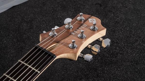 レリッシュ・ギター ヘッド relish guitars tineo black mary one head #017