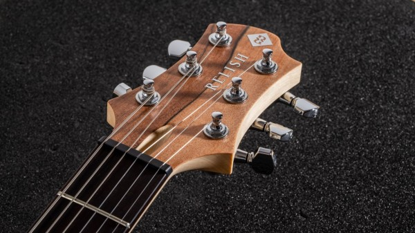 レリッシュ・ギター ヘッド relish guitars tineo white mary one head #018