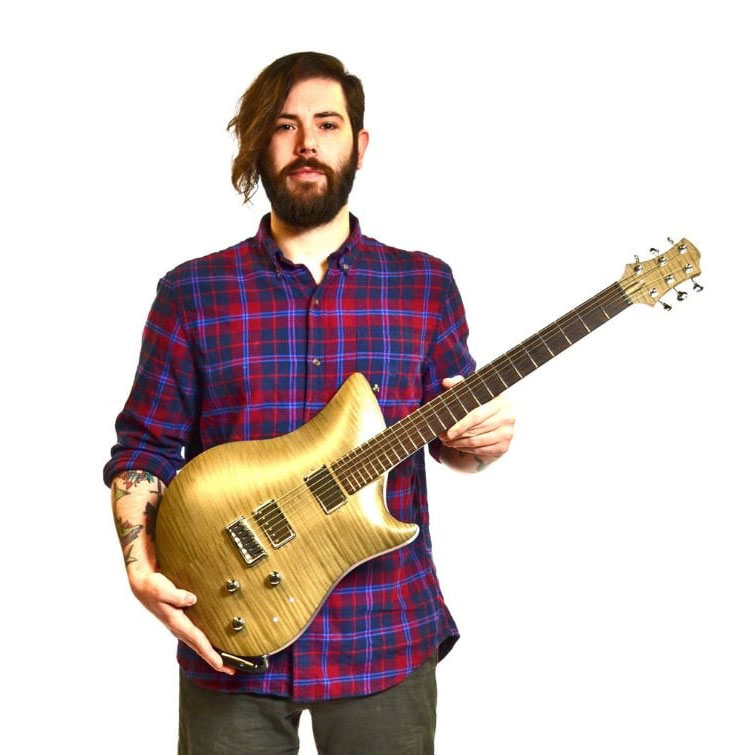 relish guitars MICAH SMITH レリッシュ・ギター