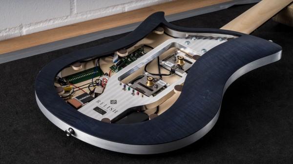レリッシュ・ギター ボディ オープン relish guitars plain shady jane body open back