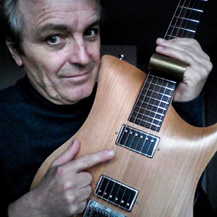 reliash guitars RICHARD KOECHLI レリッシュ・ギター