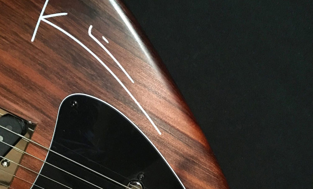 klein guitars steve klein 正規輸入代理店
