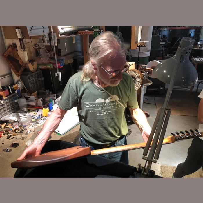 Klein Guitars Steve Klein クライン・ギター スティーブ・クライン