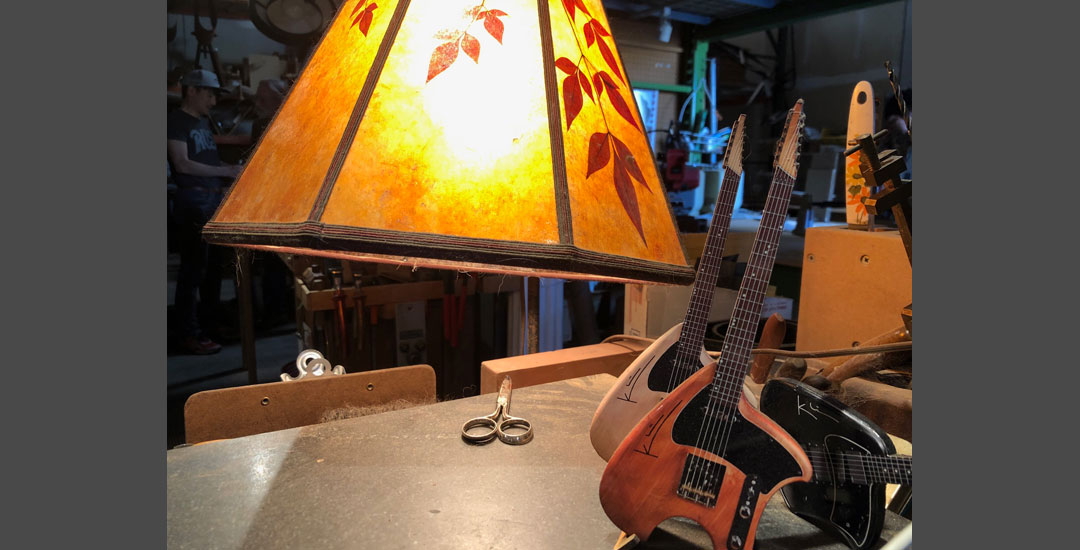 Klein Guitars sTele red wood and swamp ash クライン・ギター スティーブ・クライン