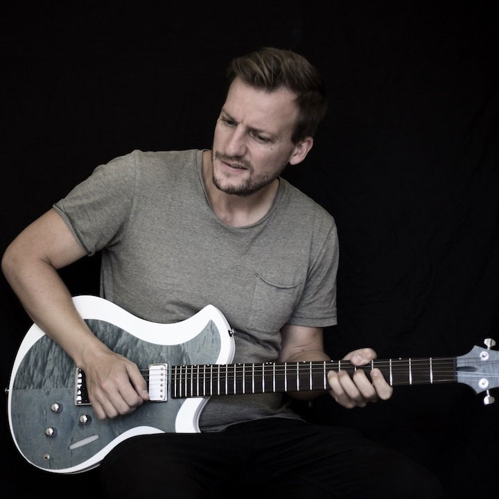 relish guitars STIG TRIP レリッシュ・ギター