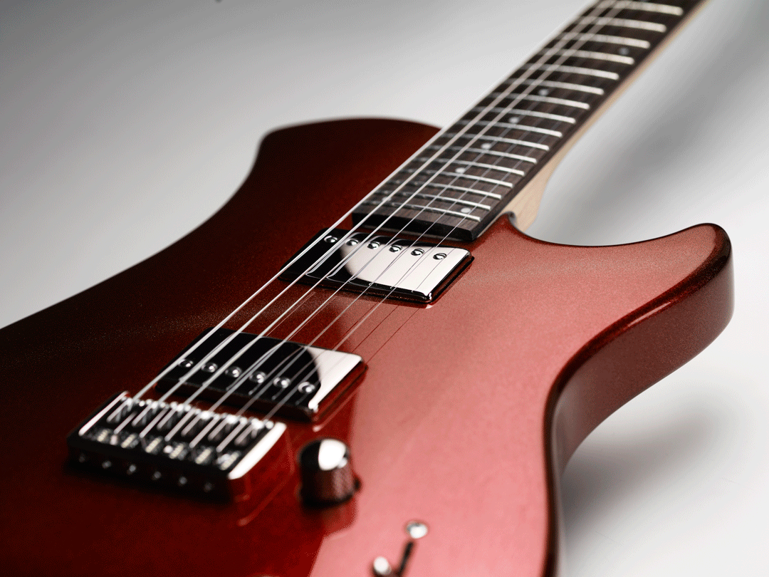 TRINITY BY RELISH Metallic Red ボディ