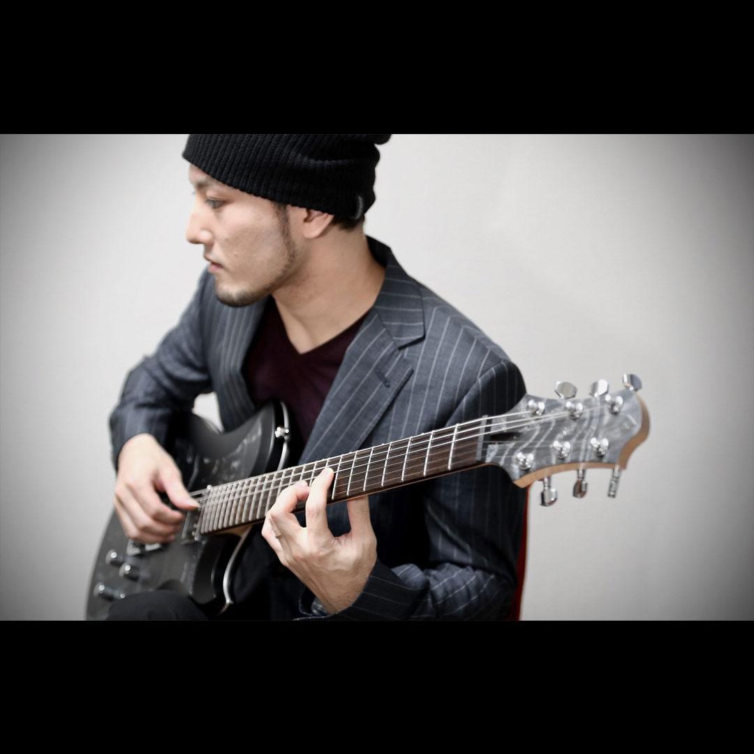 relish guitars SEIJI IGUSA レリッシュ・ギター