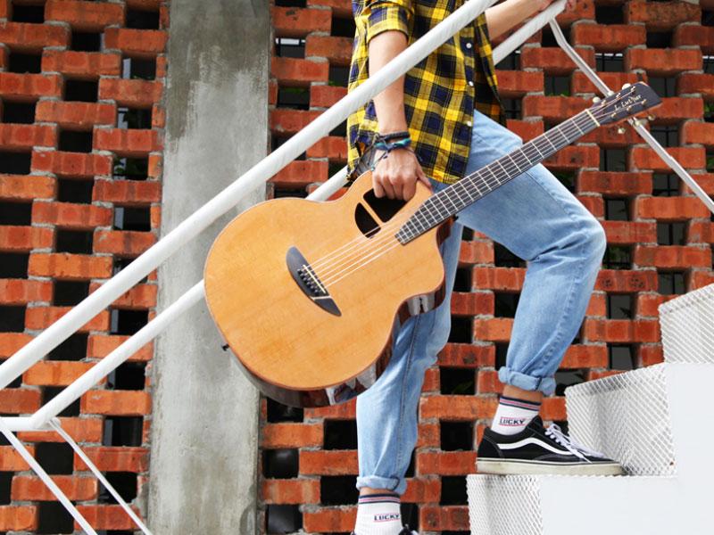 Lé Guitar Series Lé Light S