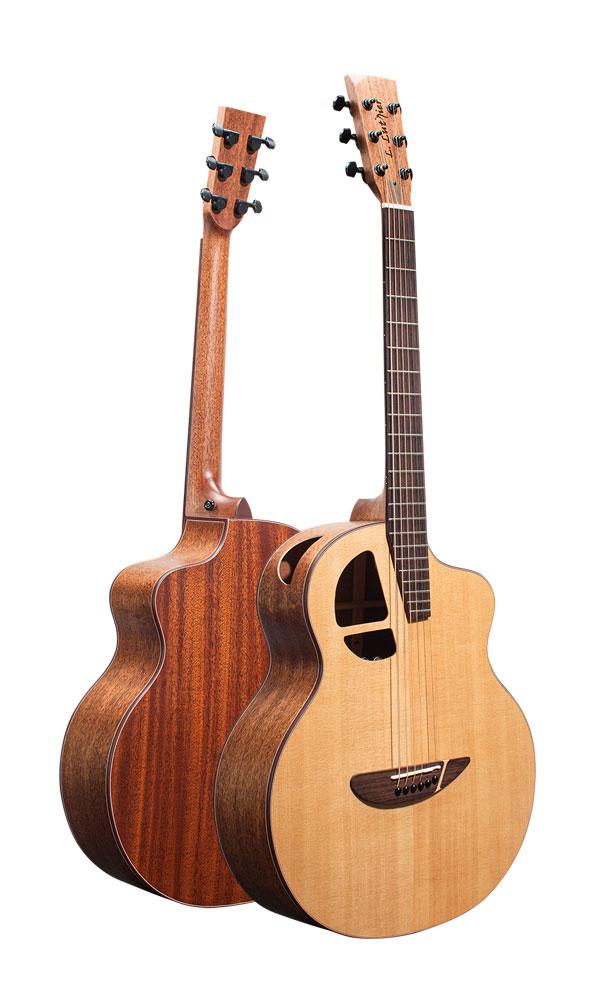 L.Luthier Lé gitar Lé Light S