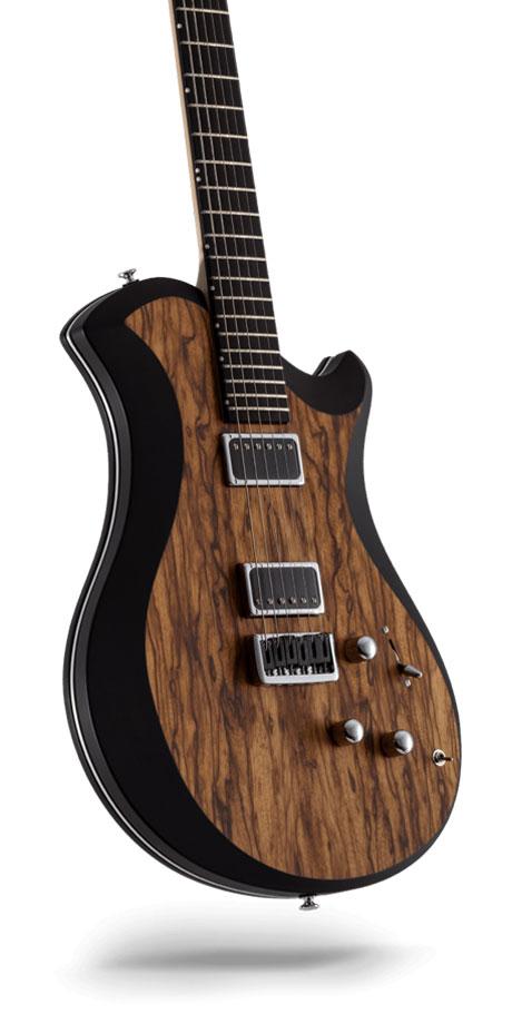 レリッシュ・ギター relish guitars african marble shady mary one #001