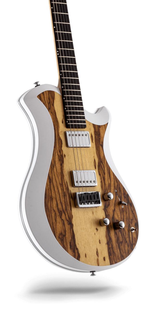レリッシュ・ギター relish guitars african marble snow mary one #002