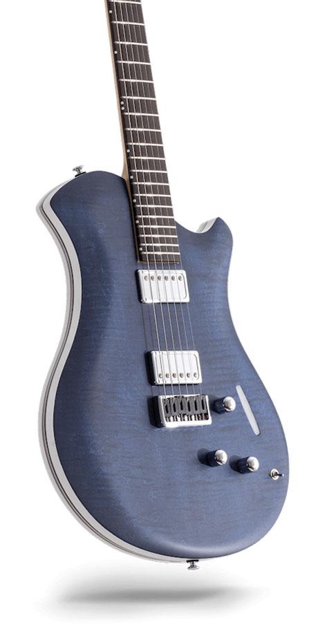 レリッシュ・ギター relish guitars flamed marine mary