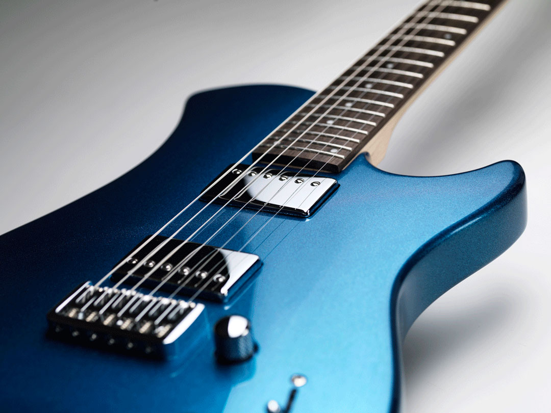 TRINITY BY RELISH Metallic Blue ボディ