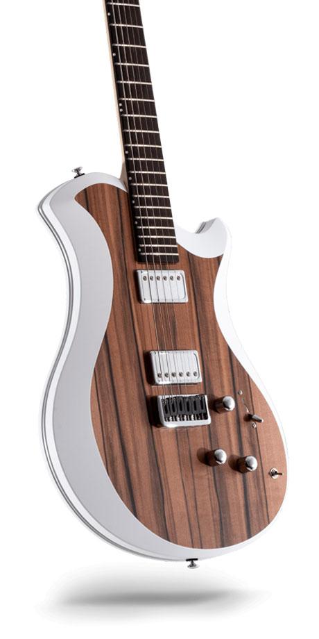 レリッシュ・ギター relish guitars tineo white mary one #018