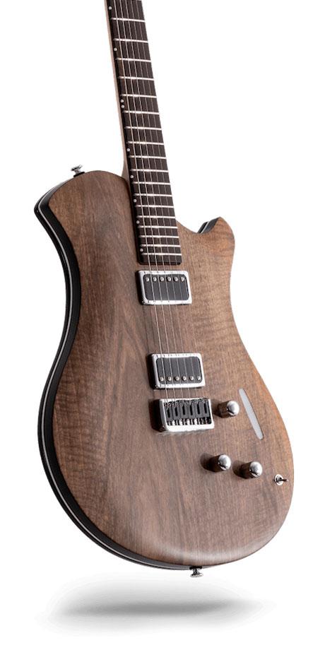 レリッシュ・ギター relish guitars walnut mary