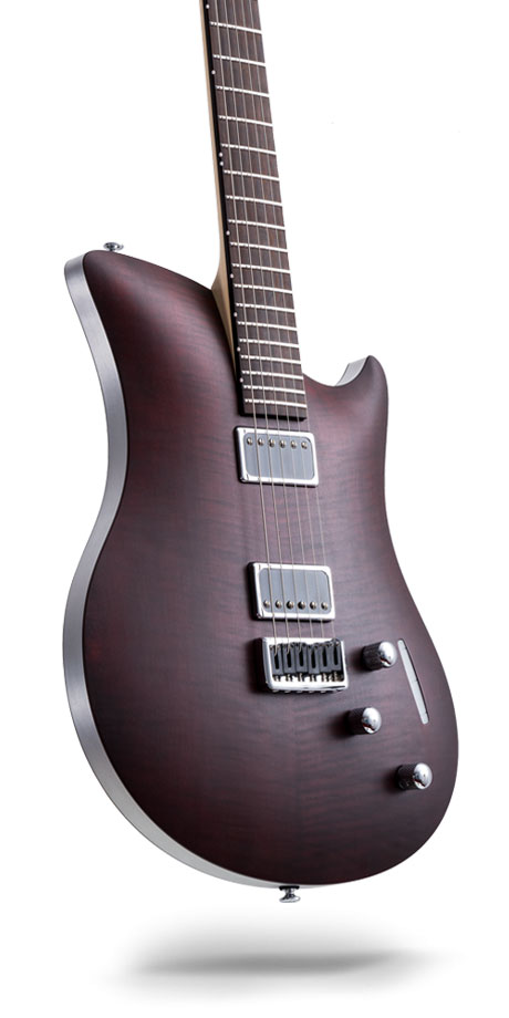 レリッシュ・ギター relish guitars bordeaux jane