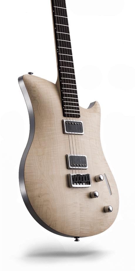 レリッシュ・ギター relish guitars flamed maple jane