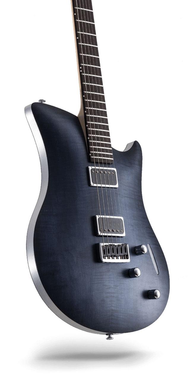 レリッシュ・ギター relish guitars flamed marine jane