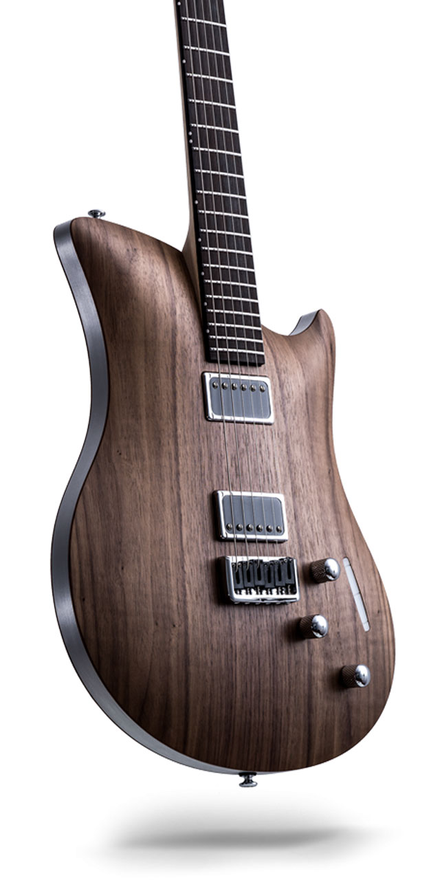 レリッシュ・ギター relish guitars walnut jane