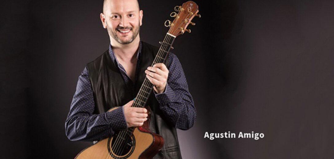 アグスティン・アミーゴ Agustín Amigó naga guitars ナガ・ギターズ