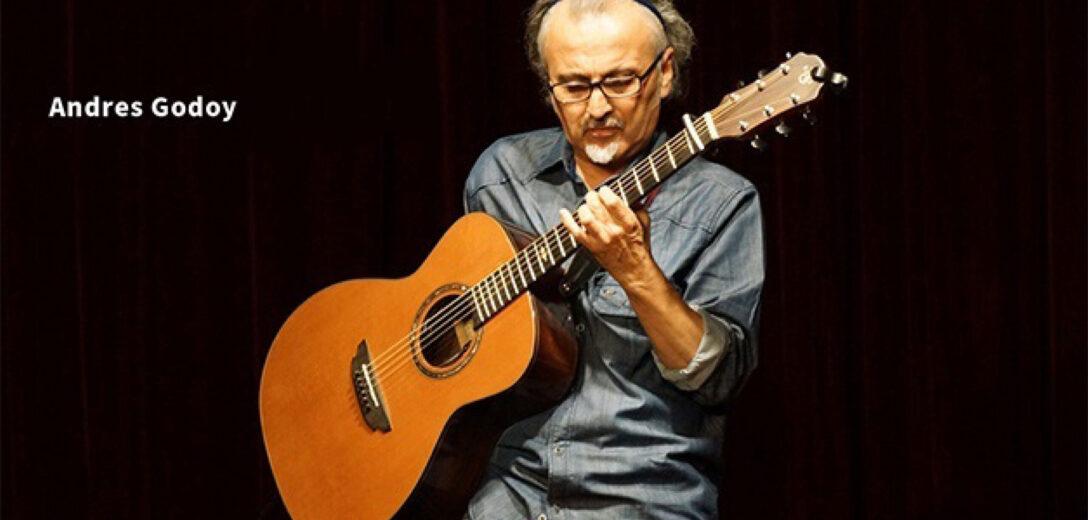 アンドレス・ゴドイ Andres Godoy naga guitars ナガ・ギターズ
