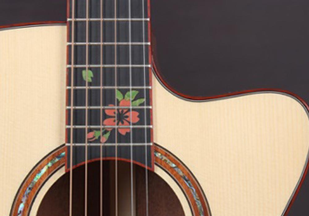 naga guitars hana series ナガ・ギターズ ハナ・シリーズ