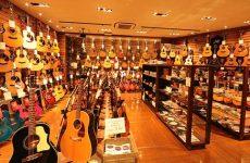 梅田店 アコースティックギター販売スタッフ募集のアイキャッチ画像